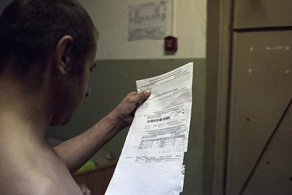 Число неплательщиков за услуги ЖКХ резко выросло