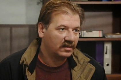 Актер из «Улиц разбитых фонарей» пропал без вести
