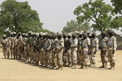Боевики убили 100 военных за несколько дней
