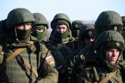 Российской армии указали место