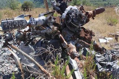 Опубликовано видео с места убийства сбитого Турцией летчика