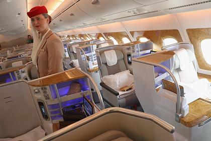 Средству женской гигиены нашли неожиданное применение в самолете