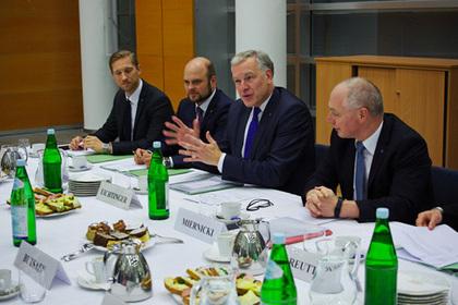 Австрийцы помогут Подмосковью в развитии аэропортов