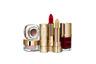 Компания Dolce & Gabbana выпустила лимитированную линию средств в рождественской коллекции макияжа Sweet Holidays. В коллекцию, выдержанную в праздничной гамме, вошли подводка Glam Liner золотого и бронзового оттенков, помада Classic Cream и Shine Lipstick золотистых и красных тонов, а также стикеры для ногтей Baroque Gold.