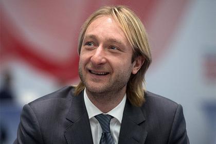 Плющенко высмеял Ягудина