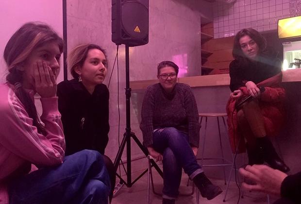 Команда веб-сериала «Честно говоря»