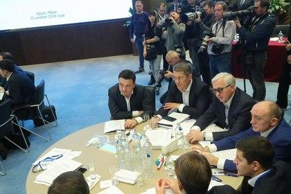 Губернатор Подмосковья Воробьев обсудил с Путиным реализацию майского указа