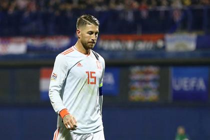 Капитана «Реала» обвинили в допинге