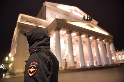 Москву угрожали взорвать трижды за вечер