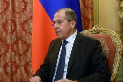 Лавров рассказал о заложническом положении Европы