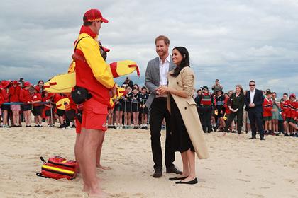 Принц Гарри и Меган Маркл съедут из дворца из-за родни