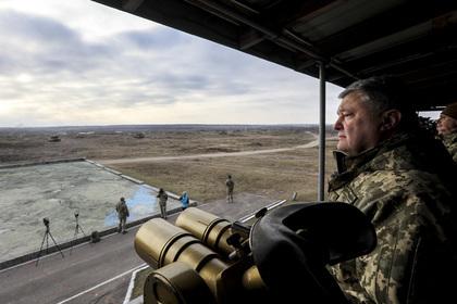 Порошенко созвал военный кабинет из-за ситуации в Азовском море