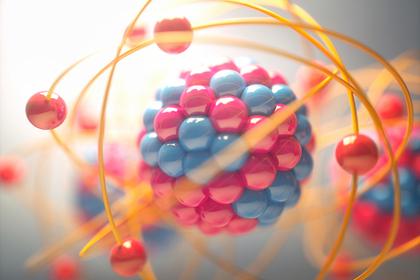 Внутри протона нашли аномалию