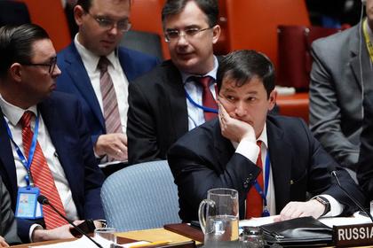 Россия высказалась в Совбезе ООН о ситуации в Керченском проливе