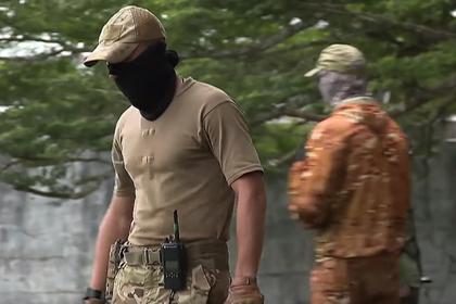 Российские военные инструкторы в ЦАР попали на видео