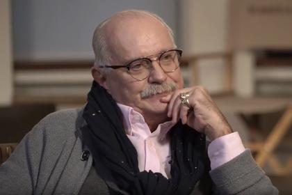 Михалков рассказал про «говно» в своей фильмографии