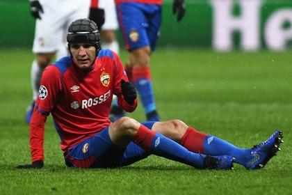 ЦСКА снова проиграл в Лиге чемпионов и попрощался с плей-офф