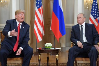 Раскрыты темы встречи Путина с Трампом