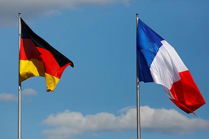 Франция и Германия отказались наказывать Россию санкциями