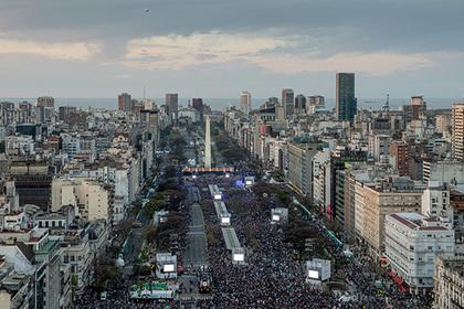 Аргентинскую столицу «зачистят» от жителей ради саммита
