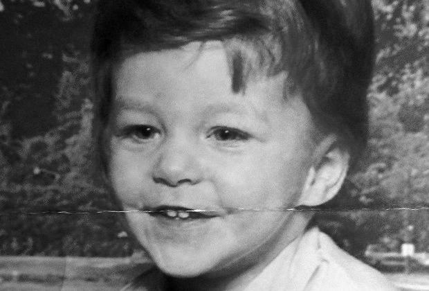 Пабло Эскобар в детстве