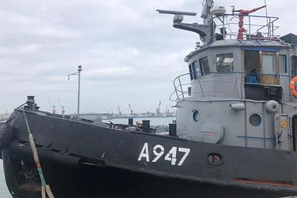 Захваченный в Керченском проливе украинский моряк «послал» ФСБ