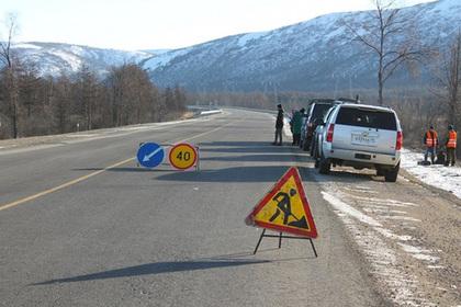 Российские чиновники соврали про хорошие дороги и признались в этом