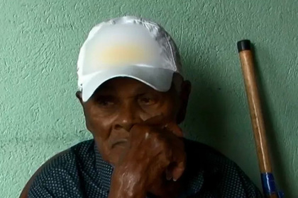 В Бразилии нашли родившегося в XIX веке 118-летнего долгожителя