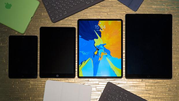 iPadMini, 6th Generation, Pro 12,9 2018, Pro 12,9 2015,