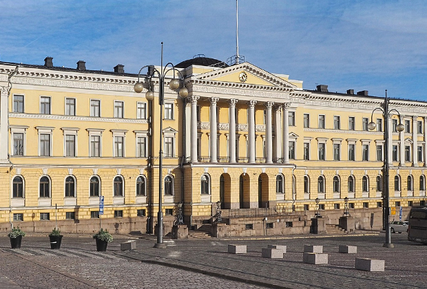Дом правительства Финляндии