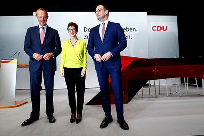Кандидаты на пост Меркель посоревновались в управлении мусульманами