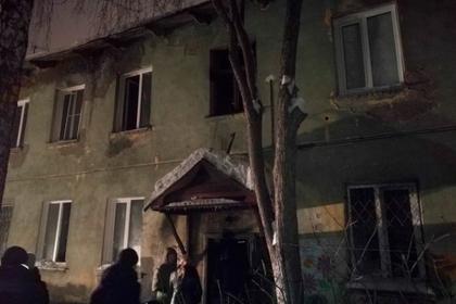 Россиянин спас из горящего соседского дома детей и женщин