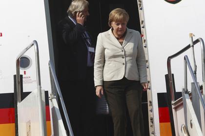 Самолет Ангелы Меркель не смог долететь до Буэнос-Айреса