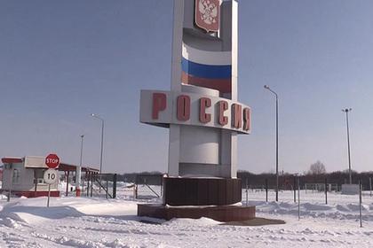 Украина ограничит въезд для российских мужчин