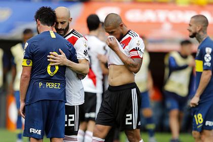 Южную Америку лишили главного матча года