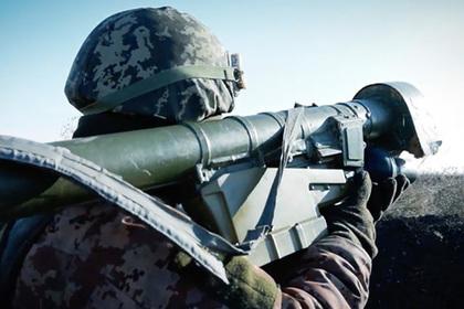 Украинцы потренировались отражать атаки с Азовского моря