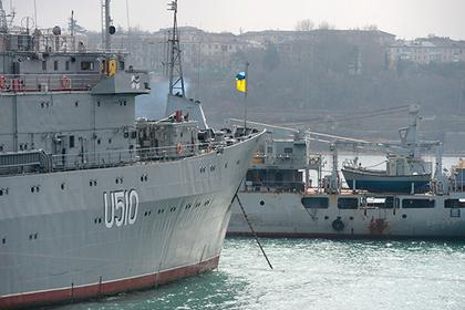 Украина приготовилась к захвату российских кораблей и военных