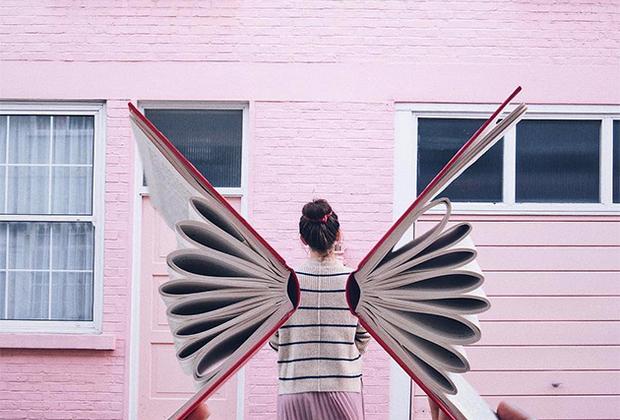 «Если бы не сообщество, которое я нашла и построила в Instagram, я бы никогда не стала снимать эти мечтательные и малость чудные кадры, — признается Вероника из Лондона. — Смотреть, как они вдохновляют других людей, — увлекательное занятие».