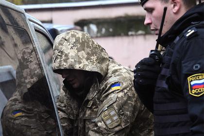 Арестованных украинских моряков нашли в Москве