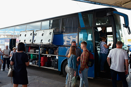 Украина разъяснила ограничения на въезд для россиян