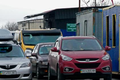 Украина ограничила въезд иностранцев в ДНР и ЛНР