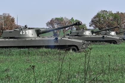 Назван вид находившейся на сошедшем с рельсов поезде военной техники