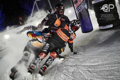 Этапы по скоростному спуску на коньках пройдут на трех континетах