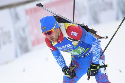 Российские биатлонисты оказались в шаге от медалей на первом этапе Кубка мира