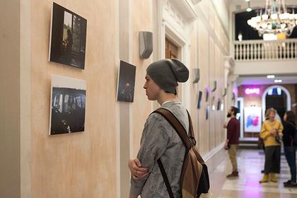 Открытие выставки «Светлана» в кинотеатре «Пионер»