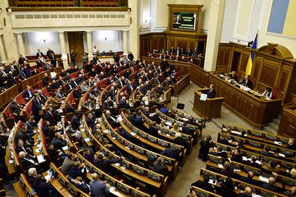 Порошенко предложил Раде разорвать Договор о дружбе с Россией