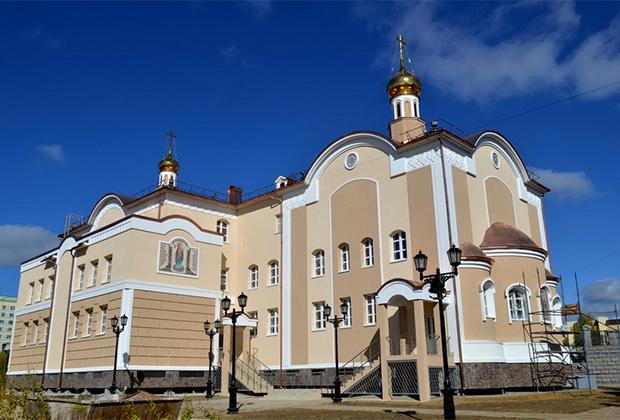 Свято-Иннокентьевская классическая православная гимназия