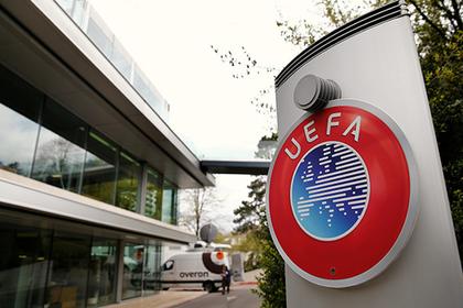 Военное положение на Украине заставило УЕФА пойти на запреты