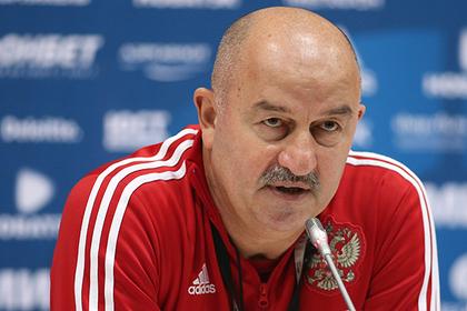 Черчесов назвал главную задачу сборной России