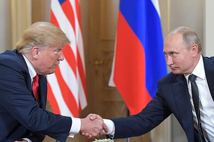 На несостоявшейся встрече Путин и Трамп должны были обсуждать ракетный договор